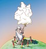 Hybridwolkenhürden