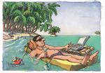 Tipps für den Sommerurlaub: Checkliste zur Cyber-Sicherheit