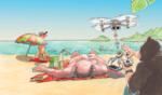 Kaspersky-Lösung wehrt zivile Drohnen ab