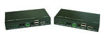 Extenderlösung von Lindy sendet 4K-Videosignale bis zu 100 Meter weit
