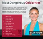McAfee: Finger weg von Heidi Klum