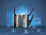 Azure-fähige IIoT-Edge-Gateway-Lösung von Moxa