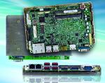 Embedded Board unterstützt 4K-Grafik