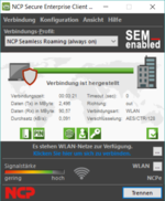 NCP erweitert VPN-Client um biometrische Authentisierung
