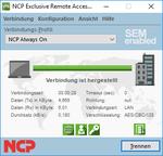 NCP: Mehr Funktionen und Leistung für die VPN-Clients