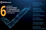 Sechs Maßnahmen gegen Cyberattacken auf das Firmen-Management
