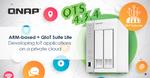 Qnap: NAS-Systeme erlauben IoT-Implementierung