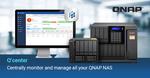Qnap erweitert Host-Server-Fähigkeit seiner zentralen NAS-Verwaltungsplattform
