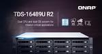 QNAPs TDS-16489U R2: Zwei Prozessoren, zwei Betriebssysteme