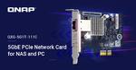 QXG-5G1T-111C: Netzwerkkarte für 5GBase-T zum Aufrüsten