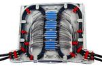 R&M stellt Spleißschrank für Hyperscale-Rechenzentren vor