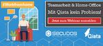 SECUDOS bietet Adhoc-Lösung für Teamarbeit vom Homeoffice