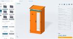 Grafischer 3D-Konfigurator für die einfache Planung von Schaltschränken