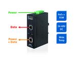 Spectra: PoE-Injektor liefert bis zu 95 Watt