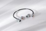 Stromsteckverbinder in Schutzart IP67