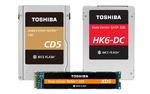 Toshiba Memory: Leistungsfähigere SSDs für das RZ