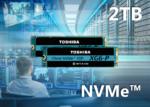 NVMe-SSDs: Bis zu 2 TByte für High-End-Clients und RZ-Umgebungen