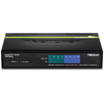 Trendnet: Lautloser 8-Port Gigabit-PoE+-Switch TPE-TG44g