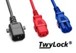 Power-Kabel mit beidseitiger Verriegelung