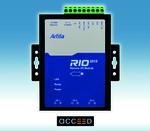 Modul zur Temperaturmessung kommuniziert per Ethernet