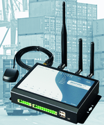 Industrie-Gateway mit LTE, WLAN und GBit/s-LAN