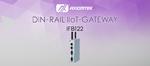 Kompaktes IIoT-Gateway für kritische Umgebungen