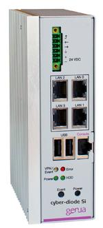 Genua: IT-Sicherheit für die Industrie 4.0