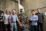 IBM-Forscher speichern ein Datenbit auf atomgroßen Magneten