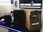 NAS-Systeme trotzen Feuer und Wasser