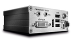 Modulare Video-Distribution über KVM-Netzwerke
