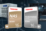 Toshiba: 16-TByte HDDs für Home-Office- und Small-Business-Umgebungen
