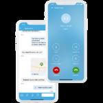 secure messenger screens