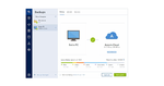 Acronis True Image 2020 repliziert lokale Backups in die Cloud