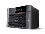 Robuste NAS bietet bis zu 64 TByte Speicherplatz
