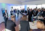 TÜV Süd eröffnet Center of Excellence for Digital Services in München