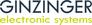 Logo der Firma Ginzinger electronic systems GmbH